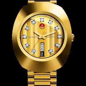 MEN RADO The Original R12413493 L, Yellow