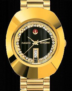 MEN RADO The Original R12413583 L, Black