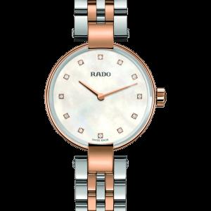 Coupole RADO Coupole R22855929 S Pink, MoP