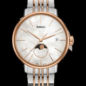 Coupole Classic RADO Coupole Classic R22883943 S Bicolor Moonphase
