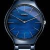 RADO True Thinline R27005902  L, Blue