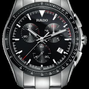 Hyperchrome RADO Hyperchrome R32259153 XXL Chrono, Black