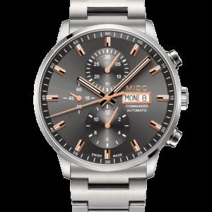 Commander MIDO Commander Chronograph Caliber 60 – M016.414.11.061.00