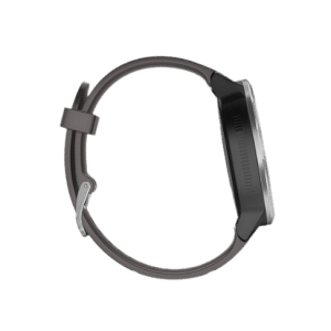 GARMIN GARMIN Vivoactive 3 Element 010-01769-A4 Digital Dial Grey Rubber Strap